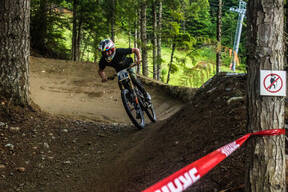 Photo of Johannes VAN GEEST at Whistler