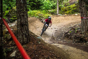 Photo of Howie CLARKE at Whistler