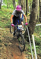 Photo of Gary ALLEN (xc) at Mount Edgcumbe