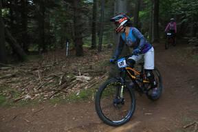 Photo of Aga WALTER at Barnaslingan Forest