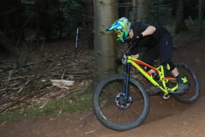 Photo of Colm BRADLEY at Barnaslingan Forest