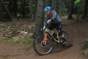 Photo of Timmy O'DRISCOLL at Barnaslingan Forest