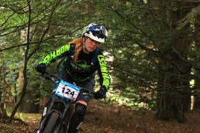 Photo of Tricia KELLY at Barnaslingan Forest