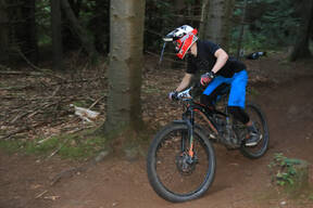 Photo of Alex HENRY at Barnaslingan Forest