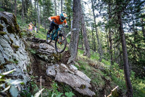 Photo of Scott WALLACE at Les Orres