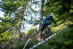 Photo of Tom MAES at Les Orres