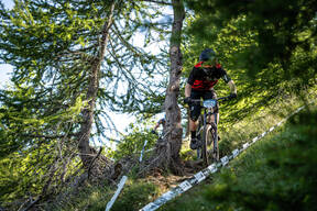 Photo of Simon LUNDBLAD at Les Orres