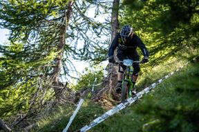 Photo of Dan FARRER at Les Orres