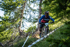 Photo of Kenny VERSTREPEN at Les Orres