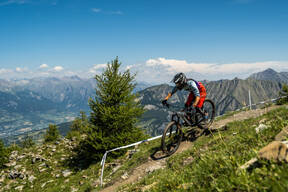 Photo of Robin BROSSARD at Les Orres