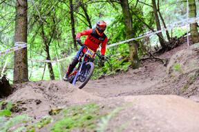 Photo of Luke HUMPHRIES at Hopton