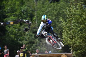 Photo of Troy BROSNAN at Les Gets