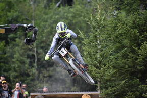 Photo of Greg MINNAAR at Les Gets
