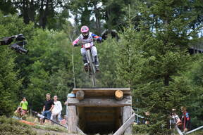 Photo of Loïc BRUNI at Les Gets