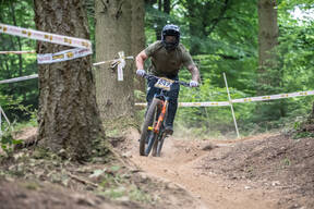 Photo of Kyle EVANS at Hopton