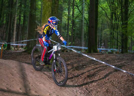 Photo of Willow BAKER at Wind Hill B1ke Park