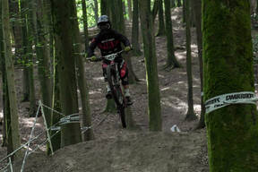 Photo of Stephen FENNER at Wind Hill B1ke Park