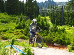 Photo of Brian STILL at Stevens Pass, WA