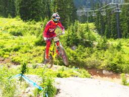 Photo of Bryan CAMPBELL at Stevens Pass, WA