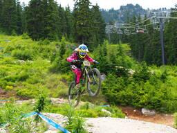 Photo of Aletha OSTGAARD at Stevens Pass, WA