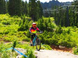 Photo of Max MCKENZIE at Stevens Pass