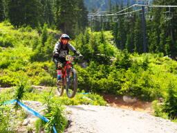 Photo of Amy Celeste CAROLIN at Stevens Pass, WA
