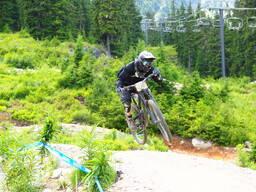 Photo of Jim DENISON at Stevens Pass, WA
