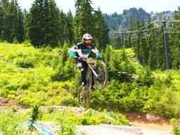 Photo of Riley LATHROP at Stevens Pass