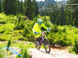 Photo of Kirk LINDER at Stevens Pass, WA