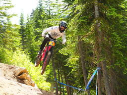 Photo of Dylan BROWN (u20) at Stevens Pass