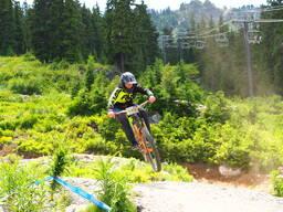 Photo of Mathew THAYER at Stevens Pass, WA