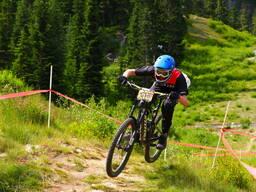 Photo of Finn MEYER at Stevens Pass, WA