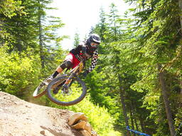 Photo of Kris CHRISTENSEN at Stevens Pass, WA