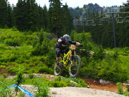 Photo of Will DENNY at Stevens Pass, WA