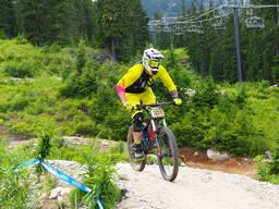 Photo of Clarke SCRUGGS at Stevens Pass, WA