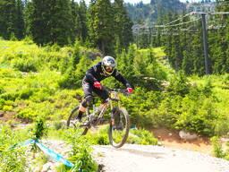 Photo of Johnny POWNALL at Stevens Pass, WA