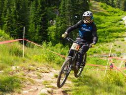 Photo of Steve JOHNSON at Stevens Pass
