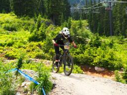 Photo of Nicole WILKINSON at Stevens Pass, WA