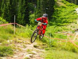 Photo of Bryce DUNN at Stevens Pass, WA