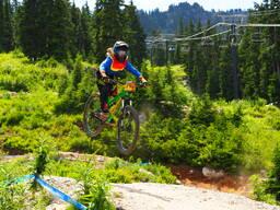 Photo of Ivan JONES at Stevens Pass