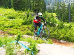 Photo of Shane MCKENZIE at Stevens Pass, WA