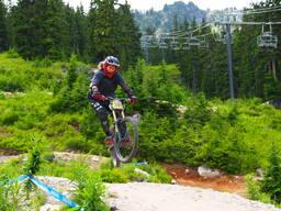 Photo of Shawn ANDERSON at Stevens Pass, WA