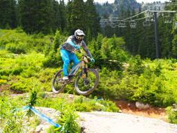 Photo of Jared FARIS at Stevens Pass, WA