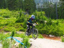 Photo of Brielle STERN at Stevens Pass, WA
