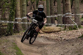 Photo of Emma PURSALL at Wind Hill B1ke Park