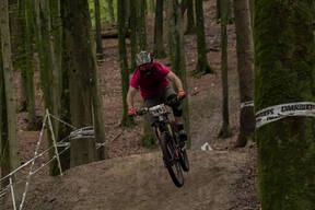 Photo of Andrew VODDEN at Wind Hill B1ke Park