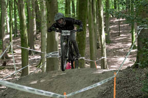 Photo of Johnny CUTTS at Wind Hill