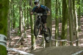 Photo of Ben MARCHANT at Wind Hill B1ke Park