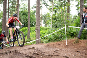 Photo of Clarke JAMES at Cannock