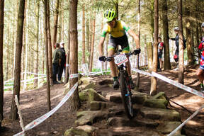 Photo of Sulli BERRY at Cannock